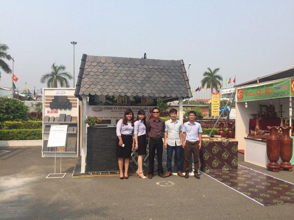 Hoàng Liên Sơn tham gia Vietbuild Đà Nẵng 2016