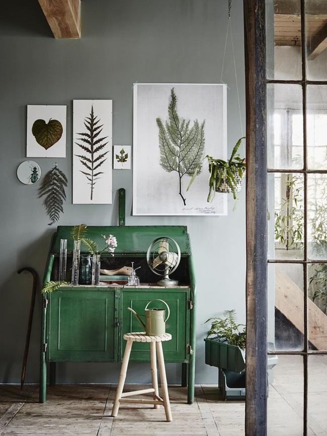 5 ý tưởng trang trí bàn làm việc cho không gian nhỏ