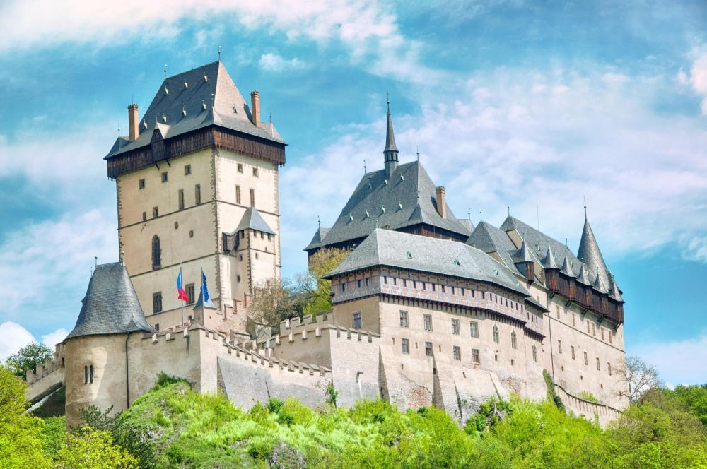 Lâu đài Karlstein